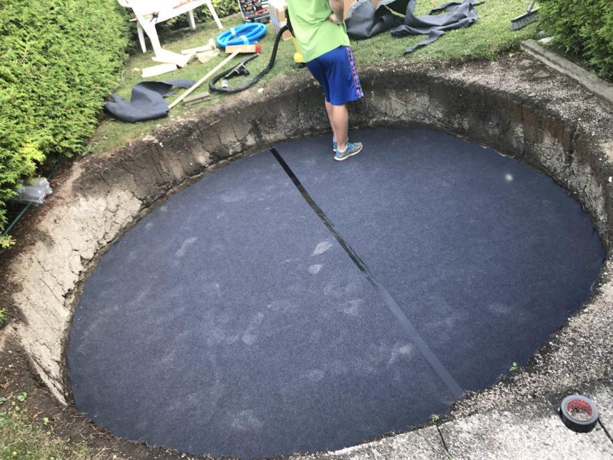 Maximos schwimmbadbau poolbau auf h chstem niveau - Fliesenkleber auf bitumen ...